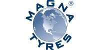 Magna Tyres logo